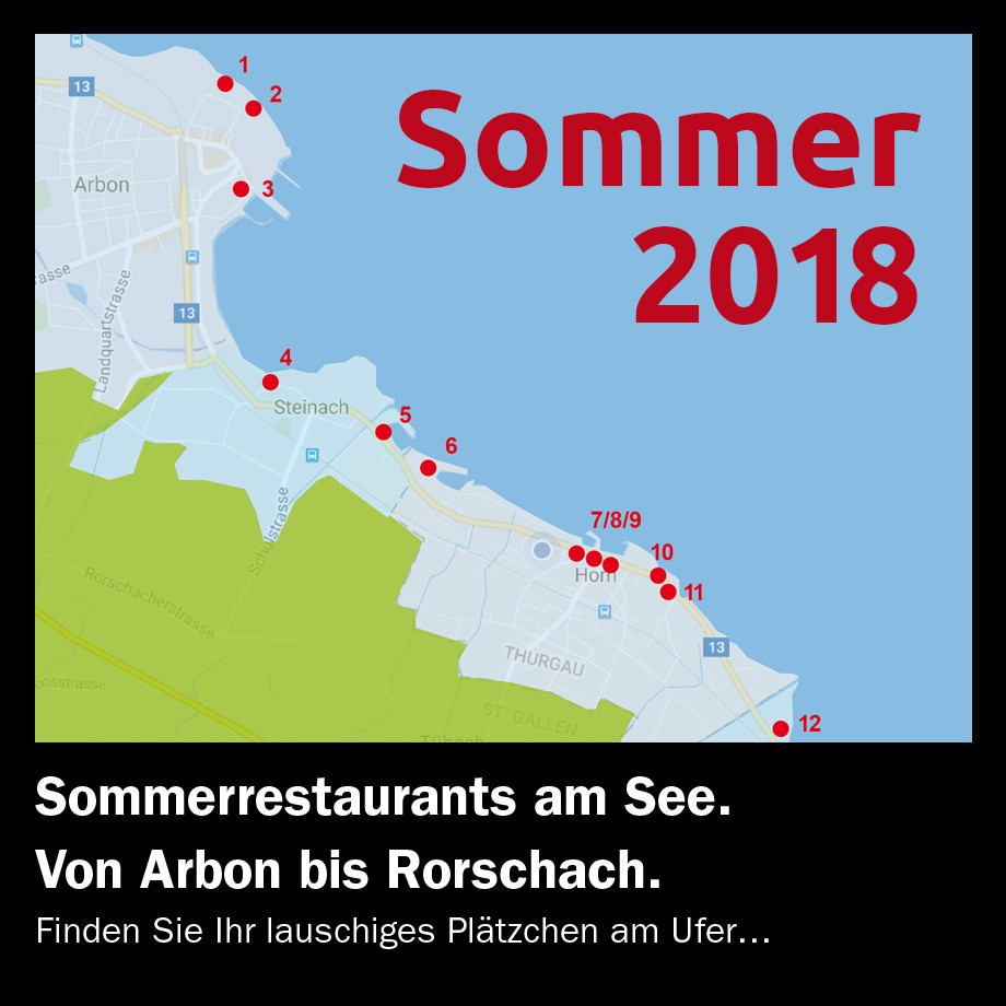 mysteinach Seerestaurants